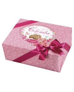 Colomba classica in wrapped boxe