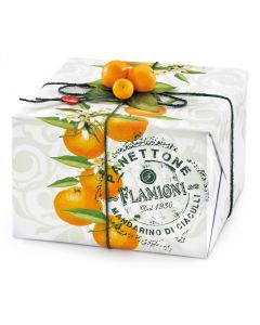 Panettone con mandarino di Ciaculli - 1Kg